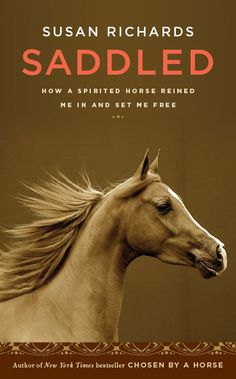 A book about finding yourself, and horses...