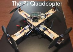 Picture of The Pi Quadcopter