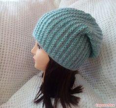 . Новые шапочки - Вязание - Страна Мам