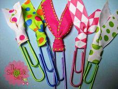 Colorful bookmarks  segnalibri colorati