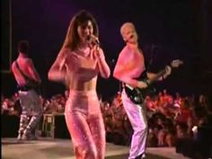 Shania Twain - That Don't Impress Me Much (Live In Dallas 1999) - YouTube