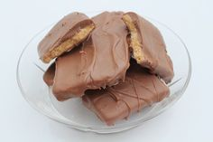 You searched for Daim - Annettes kager Baking Recipes, Snack Recipes, Dessert Recipes, Yummy Treats, Sweet Treats, Yummy Food, Chocolate Treats, Chocolate Recipes, Kreative Snacks