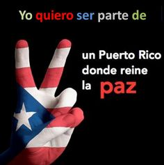 ☀Puerto Rico☀ This could not be more true - so sorry it is not the reality.