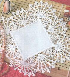 Delicadezas en crochet Gabriela: Patrones de encajes