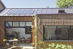 Extension Veranda, Dordogne, Architecture, Outdoor Decor, Facades, Home Decor, Houses, Design, 1930s House