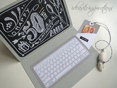Ideas and Inspirations: Laptop zum Verschenken * Laptop give away