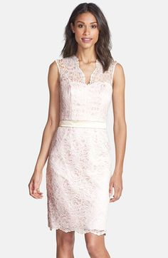 $244 - http://shop.nordstrom.com/s/dessy-collection-lace-overlay-matte-satin-dress/3774249?origin=category-personalizedsort