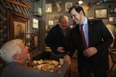 New Script: Rubio Suddenly Chatty .... Romney Likes To Email - Drudge Report