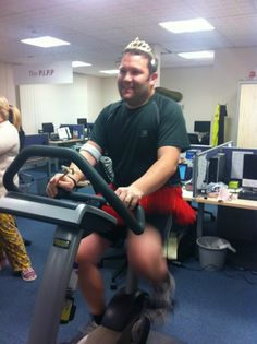 Cycling for Children in Need 2013