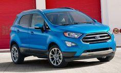 BmotorWeb: Ford EcoSport 2018 aparece na internet