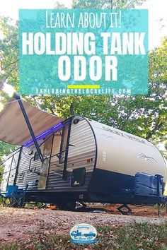 How does your RV holding tank smell? If it stinks, find out how you can get rid of it in 6 simple steps!! Travel With Kids, Family Travel, Rv Homes, Rv Organization, Responsible Travel, Sustainable Tourism, Rv Tips, Get Outdoors, Camping Essentials