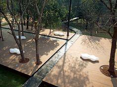 AVIC Park, Hongdu Nanchang, by YIYU design « Landscape Architecture Works | Landezine