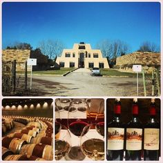 Bodega Catena Zapata - O ponto alto do wine tour é a vista dos vinhedos do alto da pirâmide. www.catenawines.com/es/contact.html
