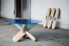 JOIN TABLE by DING3000, via Behance