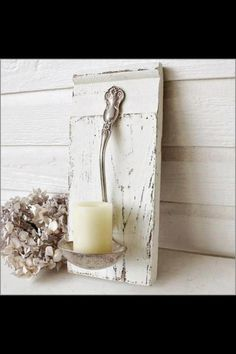 #DIY #candle #decoration - would be awesome to do for dining room decor