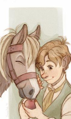 """Bilbo: """"It will be our secret."""""""