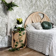 Image result for the family love tree palm bedhead
