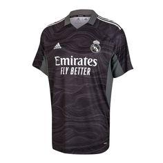 Real Madrid 2021-22 Goalkeeper Short Sleeve Men's Soccer Jerseys, Replica Goalkeeper Soccer Jerseys , Wholesale Goalkeeper Football Kits