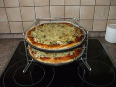 0596. pizza od iv@ - recept pro domácí pekárnu