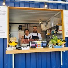 We are counting the days until we'll see you again. At Reffen Copenhagen Street Food Hand Cut Fries, Wild Garlic, Homemade Dressing, See You Again, Homemade Food, Street Food, Copenhagen, Counting, Container