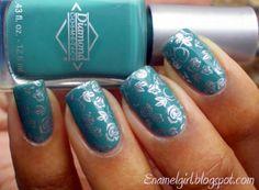 nail art polish