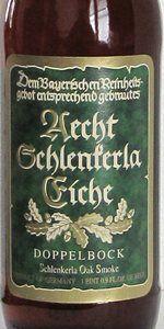 Aecht Schlenkerla Eiche - Brauerei Heller-Trum / Schlenkerla - Bamberg, Germany - BeerAdvocate