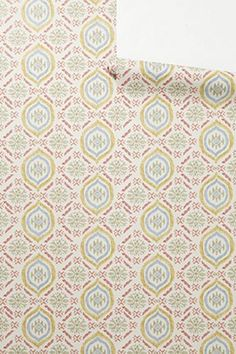 Anthropologie - Oshima wallpaper -£98.00 #wallpaper #home