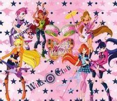 Winx Club Rockstars - winx-club-music Photo