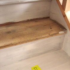 Our Handmade Home: Painting Stairs (well, strictly 'Priming Stairs', but who's being pedantic?)