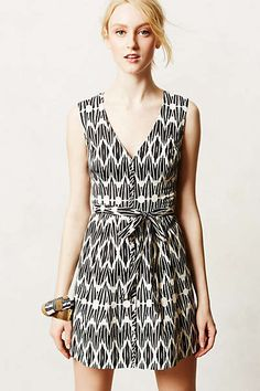 Anthropologie - Pearl District Dress