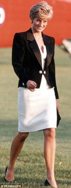 Spotlight: Despite Princess Diana's standing, Dr Khan famously had no interest in the spotlight