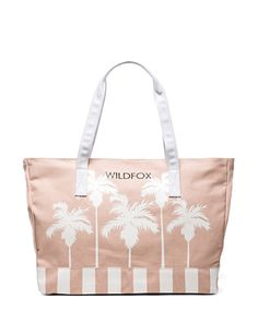 WILDFOX Bel Air Palms Tote