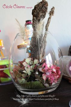 Table d'Automne et Halloween PartyLite : en PHOTOS et VIDEO. Photo et montage Cécile Cloarec, Conseillère PartyLite
