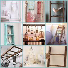 seeit.loveit.- ladders as decor