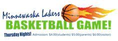 Basketball Game Banner Template
