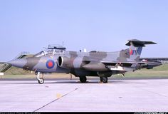 Hawker Siddeley Buccaneer S2B - UK - Air Force | Aviation Photo #2356277 | Airliners.net
