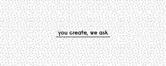 intern-view // you create, we ask // www.intern-view.cz