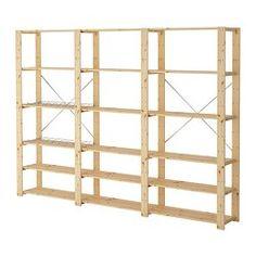 Ikea hejne  HEJNE 2 sections - 60 5/8x19 5/8x67 3/8