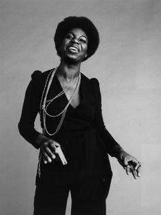 Nina Simone by Michael Birt