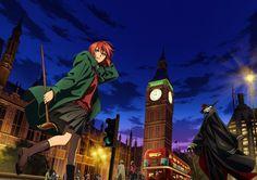 pkjd-moetron:  Mahoutsukai no Yome TV anime scheduled to air October 7th. Additional cast includes Daisuke Namikawa Satoshi Hino Mutsumi Tamura.  Source: http://ift.tt/2uKNonW