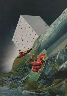David Delruelle Collage