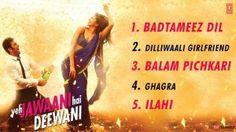 Ilahi Song Official Video (HD) - Yeh Jawaani Hai Deewani (YJHD) | Arijit Singh