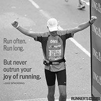Never Outrun Joy