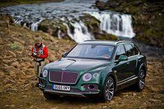 Bentley Bentayga Fly Fishing Edition | Uncrate