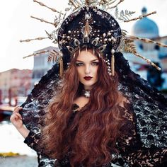 "jumeria-creations: "" Madonna Model: me, Costume & headdress: Jumeria Creations, photographer: @hannyhoneymoon #followme #picofthenight #picoftheday #pictureofthenight #pictureoftheday #jumeria #jumerianox #modeljumerianox #jumeriacreations #madonna..."