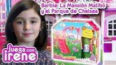 BARBIE: La Masión Malibú y el Parque de Chelsea ♥ Juega con IRENE ◕‿◕
