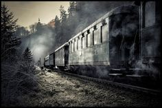 old train ll - null