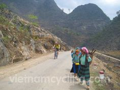 The 7-day cycling tour is arranged in the north eastern Vietnam taking to such travel destinations as Ba Be National park, Bac Kan province, Na Hang, Tuyen Quang province, Bac Me, Cao Bang, Quan Ba, Yen Minh, Meo Vac, Dong Van, Ha Giang province. Begin your cycling adventure with a car transfer from Hanoi, Vietnam's capital, driving uphill to Bac Kan province where you will make the first stop in Ba Be National.