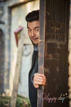 Twitter Korean Art, Korean Drama, Korean Military, Yoo Gong, Kyung Hee, Jang Hyuk, Theme Song, Goblin, Korean Actors
