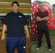 18 Before and After Weight Loss Photos - Imgur user CupcakePanda lost over 150 pounds in 3 years and his success is inspirational. Congrats and keep on smiling!